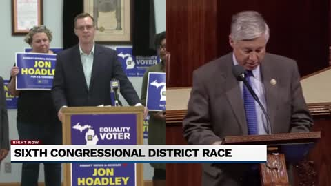 Candidates for Michigan's 6th US Congressional District discuss...